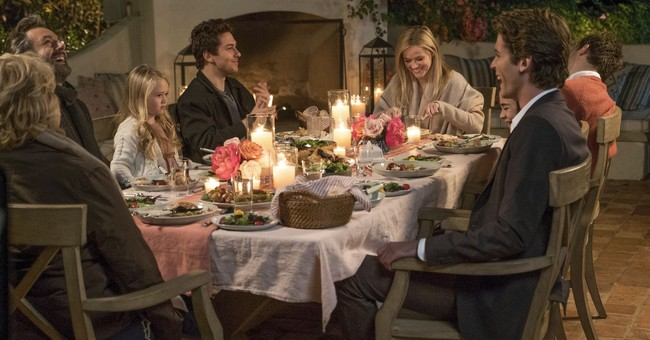 Review: Witherspoon can't save bland, gooey 'Home Again'