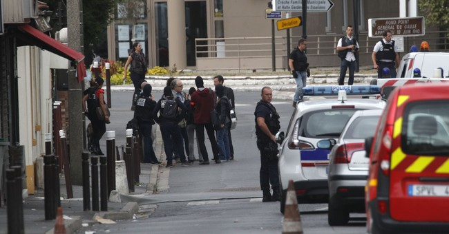 French explosives probe: 3rd arrest, contacts with Syria