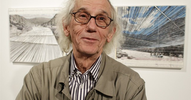 Christo abandons Over the River project in Colorado