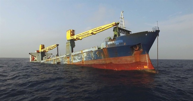 371-foot ship new Gulf of Mexico artificial reef off Texas