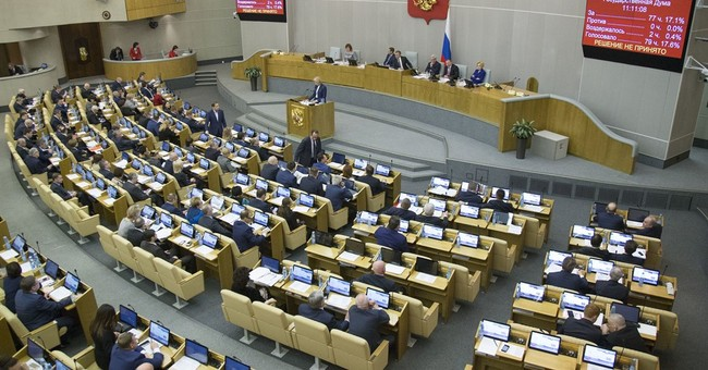 Russia to decriminalize some forms of domestic violence