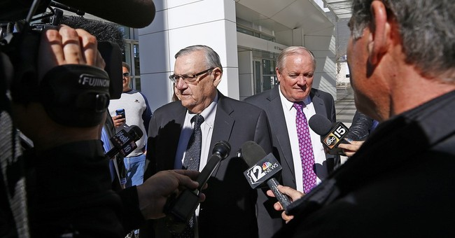 Arizona sheriff goes back to court _ this time as civilian