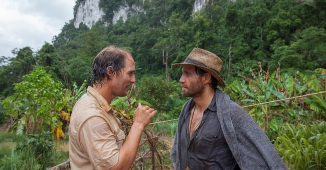 Review: The McConaissance reaches its limits in 'Gold'