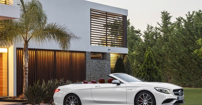 Fact sheet: Mercedes S550 Cabriolet
