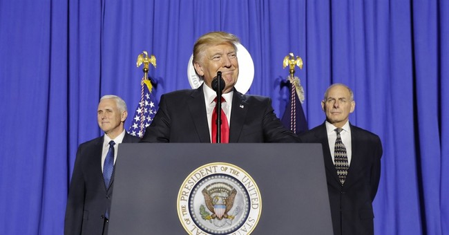 A look at President Donald Trump's immigration actions