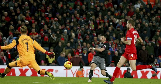Southampton beats Liverpool 1-0, through to League Cup final