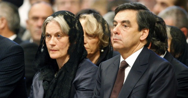 French prosecutor probes job once held by candidate's wife