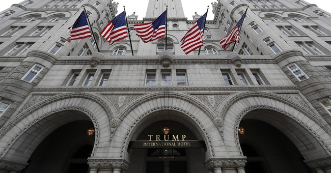 Contractor says Trump refusing to pay for work at DC hotel