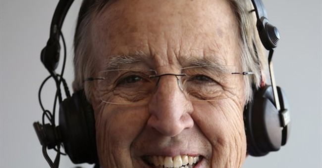 Brent Musburger is retiring from sportscasting at age 77
