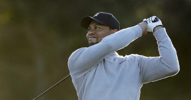 Tiger Woods at Torrey, no longer the favorite