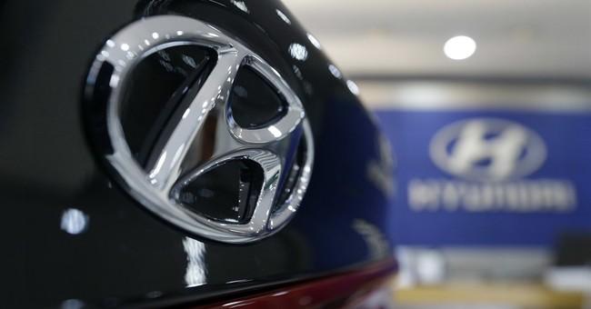 Hyundai Motor's profit tumbles 39 percent on weak car sales