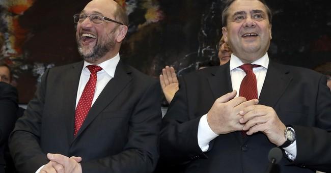 New Merkel challenger confident of party's chances