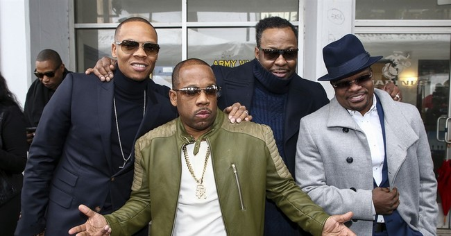 DeVoe: BET miniseries tells 'authentic' story of New Edition