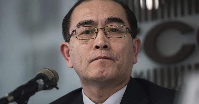 Senior N. Korean defector says his sons were reason he fled