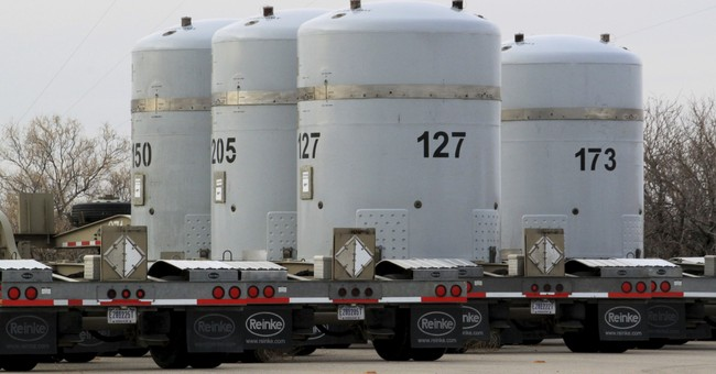 Federal auditors say US nuclear dump running out of room