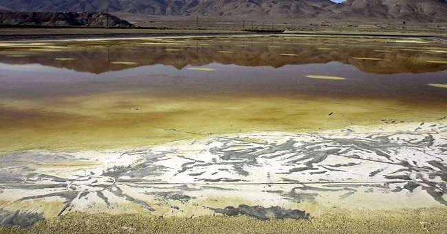 AP NewsBreak: Nevada wants out of Superfund listing at mine