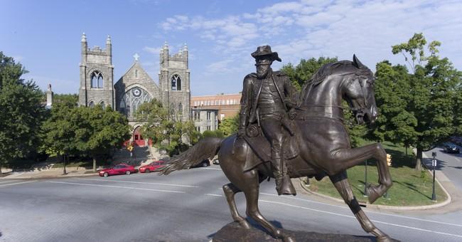 AP Explains: Ex-Confederate capital eyes statues' removal