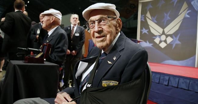 Last of World War II's Doolittle Tokyo Raiders turns 102