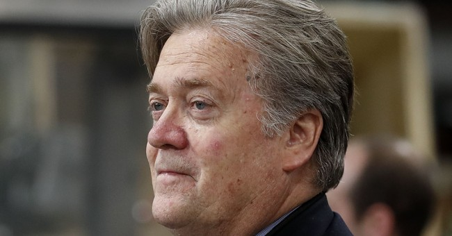 Bannon: 'Access Hollywood' tape cost Christie a Cabinet post