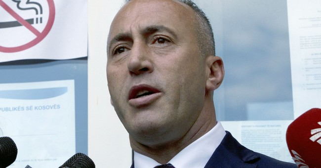 Kosovo lawmakers choose Haradinaj as the new prime minister