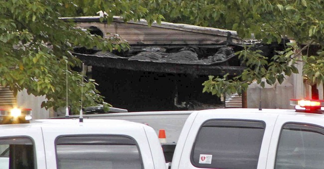 Authorities say 5 children die in Alaska trailer-home fire