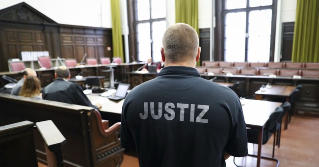 Turkish man goes on trial in Germany on spying charges