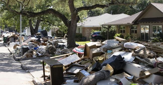 The Latest: FEMA orders 4,500 trailers for Harvey