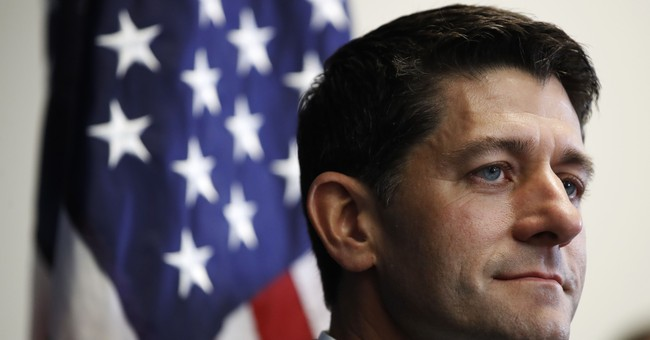 Ryan aiming for low- to mid-20 percent corporate tax rate