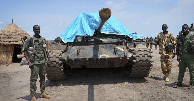 As US weighs lifting Sudan sanctions, South Sudan a concern