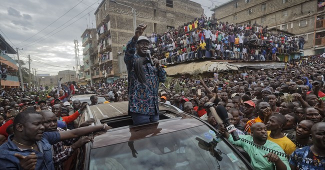 Kenya opposition says electoral officials' lives threatened