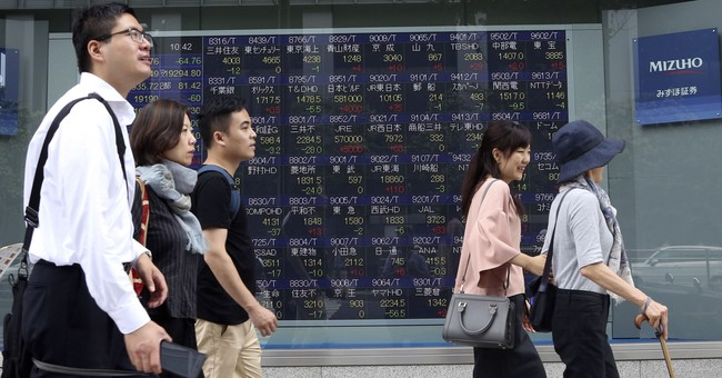 Market sentiment kept in check by Irma and North Korea