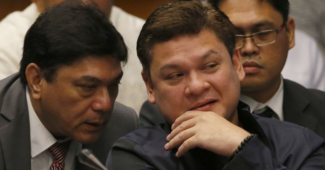 Duterte's family grilled at Senate inquiry on drugs, payoffs