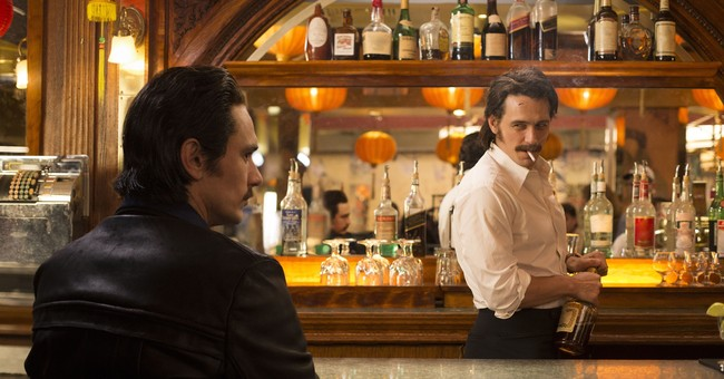 James Franco doubles up for '70s New York drama 'The Deuce'