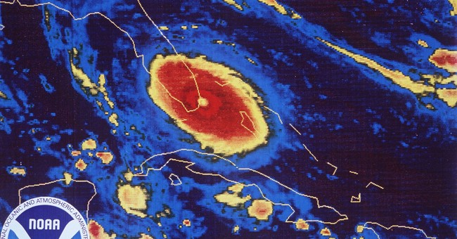 Hurricane Irma likely to be far worse than monster Andrew