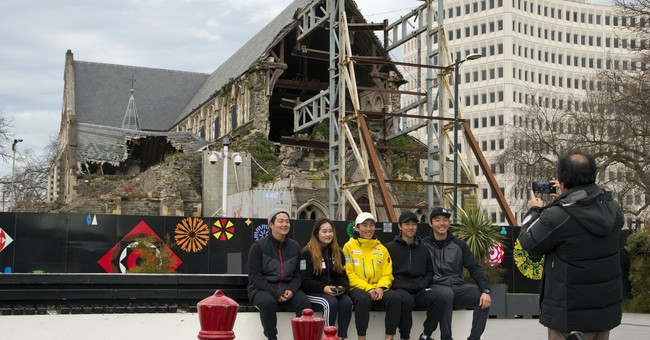 New Zealand to rebuild quake-damaged ChristChurch Cathedral