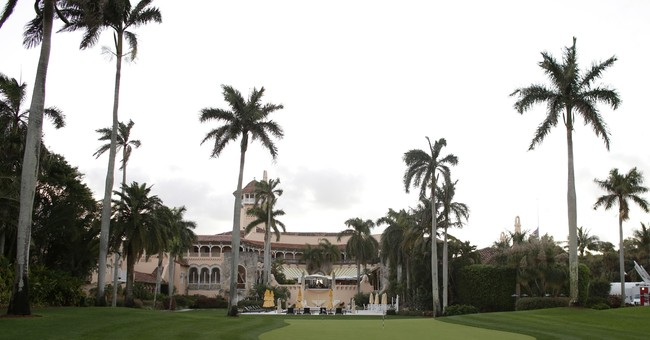 For Irma vs. Mar-a-Lago, the smart $$ is on Trump's house