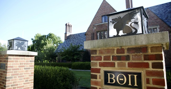 Alums invited to stay at Penn State frat where pledge died