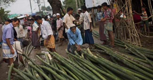 Fleeing Rohingya face hunger, little hope in Bangladesh camp