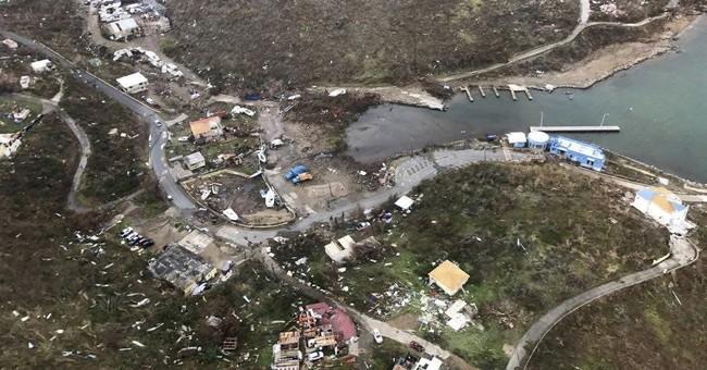 The Latest: Irma regaining strength over bathtub-warm water