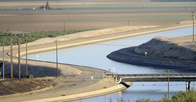 The Latest: California water district defends funding