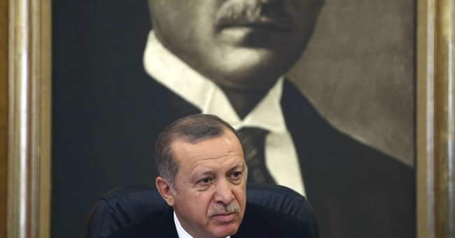 Turkey's Erdogan slams US over ex-minister's indictment