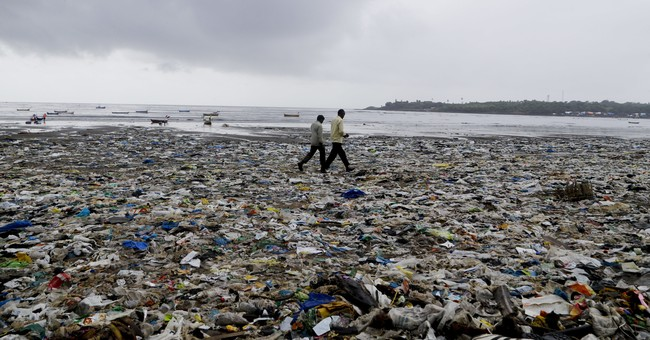 Nauseating trash heaps in India spark citizen cleanup drives