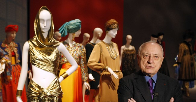 Pierre Berge, magnate and Yves Saint Laurent's partner, dies