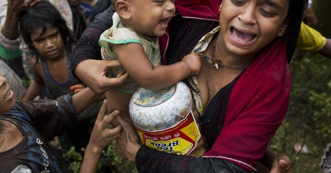 Fleeing Rohingya face hunger, little hope in Bangladesh camp