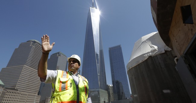 Church lost on 9/11 rises again at World Trade Center