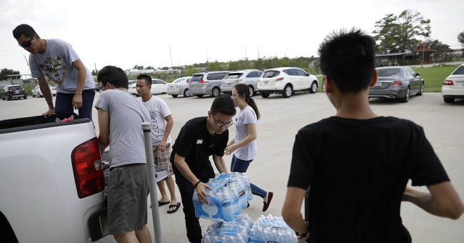 No strangers to displacement, Vietnamese recover from Harvey