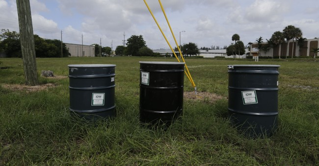 AP Exclusive: Toxic sites in likely path of Irma