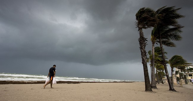 Irma's westward shift now targets St. Pete more than Tampa