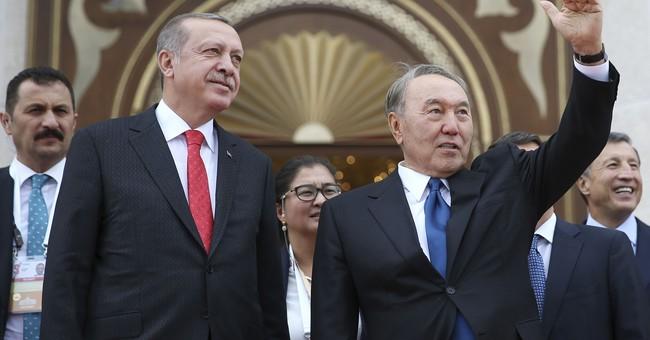 Trump speaks with Turkey's leader, backs regional stability