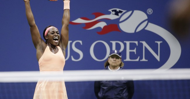 Stephens tops Keys in US Open final for 1st Grand Slam title